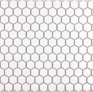 hexagon backsplash, porcelain, ceramic, wall tile, georgetown, mississauga